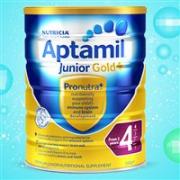 Aptamil 爱他美 金装 婴幼儿配方奶粉 4段 900g 适合2岁以上宝宝