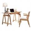 夏树 SZ7011 可升降实木书桌(1.2米单桌)699元包邮