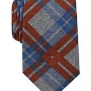 NAUTICA 诺帝卡 Waves Plaid 男士领带