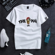 Freefeel 2018夏装新款短袖T恤棉质14种图案
