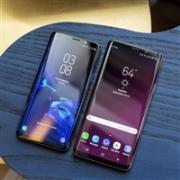SAMSUNG 三星 Galaxy S9 智能手机 64GB 午夜黑