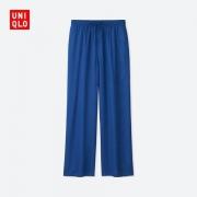 UNIQLO 优衣库 女装 花式起居宽腿裤79元包邮