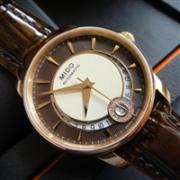 MIDO 美度 Baroncelli系列 M0072073629100 女士机械腕表