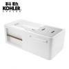 KOHLER 科勒 希尔维 K-99017T-0 亲子浴缸 1.5m (左角位) +凑单品3710.4元包邮(双重优惠)