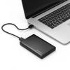ORICO 奥睿科 2.5英寸 USB3.0移动硬盘盒 黑色29.9元