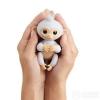 WowWee 指尖猴崽 Glitter闪亮系列 3762 电子宠物 闪亮白 Prime会员凑单免费直邮含税到手新低¥95.57