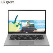 LG gram 14Z980-G.AA53C 14英寸轻薄笔记本电脑(i5-8250U、8G、256GB)7299元包邮