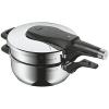 WMF 0796279990 完美福高压锅,Cromargan 不锈钢 18 / 10,适用于感应炉,不锈钢,直径 22 厘米,两件套1073.77元