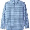 IZOD Madras 男士长袖衬衫$8.08(折¥51.71) 2.4折