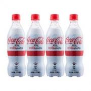 Coca-Cola 可口可乐 Plus汽水 470ml*4瓶