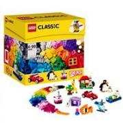 LEGO 乐高 Classic经典系列 经典创意小号积木盒 10692