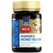 manuka health 蜜纽康 MGO30+ 麦卢卡混合蜂蜜 455g49.9元
