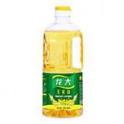 龙大 食用油 非转基因玉米胚芽油 玉米油 850ml