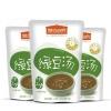魅力厨房 即食熟绿豆汤+3袋新米粥共1800g9.9元包邮(已降10元)
