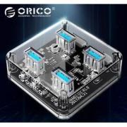 奥睿科(ORICO)USB3.0分线器 一拖四多接口集线器HUB转换器39.9元