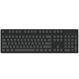 ikbc C104 机械键盘 CherryMX黑轴