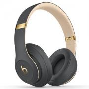 Beats Studio 3 Wireless 无线蓝牙耳机 内置苹果W1芯片 主动降噪 魅影灰