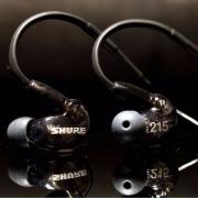 Shure 舒尔 SE215 入耳式耳机秒杀价¥589包邮