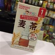 wakodo 和光堂大麦茶国产大麦茶宝宝茶 8袋 *6包装特价1245日元(约¥74)
