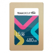 Team 十铨 L5系列 480GB SATA III 固态硬盘