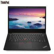 ThinkPad E480(02CD) 14英寸笔记本电脑(i5-8250U 8G 128GSSD+1T 2G独显)