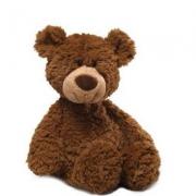 GUND Pinchy 棕色小熊毛绒玩具 43cm