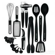 KitchenAid 凯膳怡 经典17件套 厨房小工具套装 Prime会员免费直邮含税