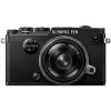 OLYMPUS 奥林巴斯 PEN-F(17mm f/1.8) 无反相机套机 黑色8299元包邮