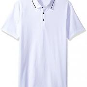 Armani Exchange阿玛尼 男士Polo衫$31.24(折¥199.94) 7.5折