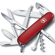VICTORINOX 维氏 都市猎人 1.3713 瑞士军刀(15种功能) 红色