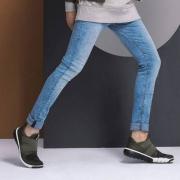 ECCO Intrinsic 2 爱步 盈速2 男士编织休闲鞋 $80.99 国内¥2199