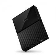 WD 西部数据 My Passport 2.5英寸 移动硬盘  4TB 经典黑