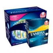 TAMPAX 丹碧丝 珍珠导管式卫生棉条 50支混合装 *2件 133.5元包邮包税