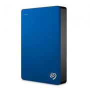 Seagate 希捷 5TB 移动硬盘 USB3.0 蓝色 STDR5000102 Prime会员免费直邮含税到手¥850