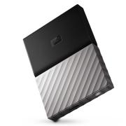 西部数据(WD)  My Passport Ultra 4TB 2.5英寸 魅力黑 移动硬盘