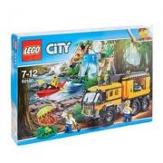 限Plus会员,LEGO 乐高 60160 城市系列 丛林移动实验室