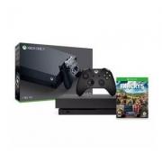 Microsoft 微软 Xbox One X 1TB 游戏主机 +《孤岛惊魂5》光盘版游戏 $429.99($459.99-30)