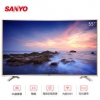 SANYO 三洋 55CE5620H3 55英寸 4K超高清 金属曲面智能电视3288元包邮