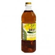 颍农 食用油 菜籽油 非转基因 物理压榨 900ml*10件