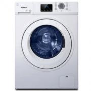 KONKA 康佳 XQG80系列 8公斤 全自动滚筒洗衣机 珍珠白