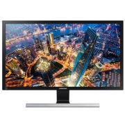 SAMSUNG 三星 U28E590D 28英寸 TN显示器(3840×2160、1ms)