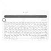 Logitech 罗技 K480 白色 便携智能蓝牙无线键盘