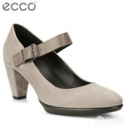 ECCO 爱步 Shape 55型塑 女士真皮玛丽珍单鞋 $60