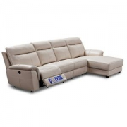 CHEERS 芝华仕 5103-L4-E 头等舱真皮沙发组合