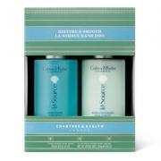 Crabtree&Evelyn 喷泉SPA两件套节日礼盒装(洗手液250ml+护手霜250ml)£21.3直邮到手¥186