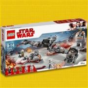 LEGO 乐高Crait星球保卫战75202