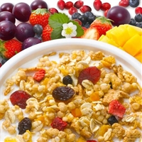 Kellogg's家乐氏水果颗粒多种果仁谷物营养麦片500g*6袋