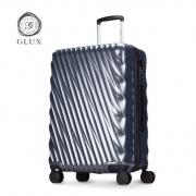 古莱仕 GLUX 万向轮拉杆箱 硬箱 20寸¥365