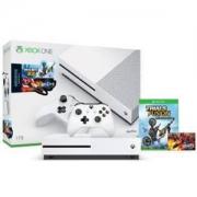 Microsoft 微软 Xbox One S 1TB家庭娱乐游戏机 《雷电5》限量版1999元