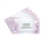 Shiseido 资生堂White Lucent 新透白美肌源动力美白面膜 27ml 6片